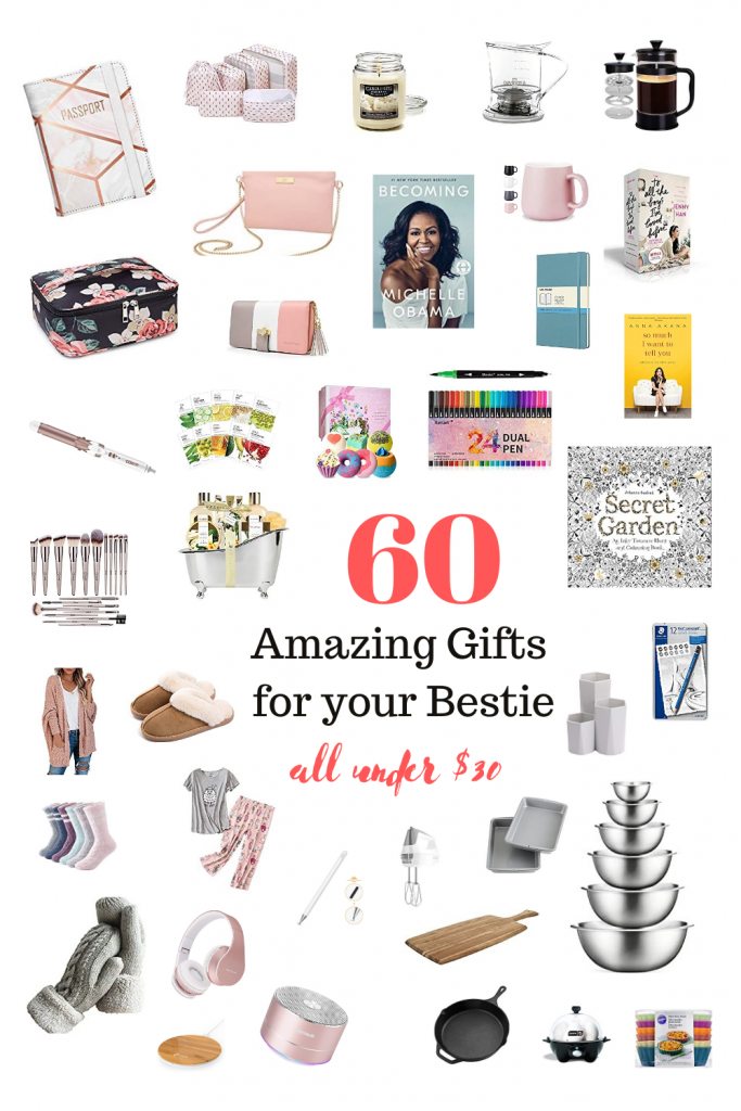 60 Amazing Gifts for your bestie