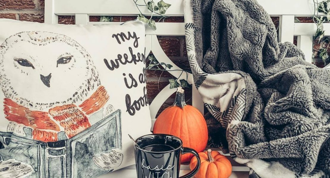 Cozy Up Your Space for Fall with these 10 essentials