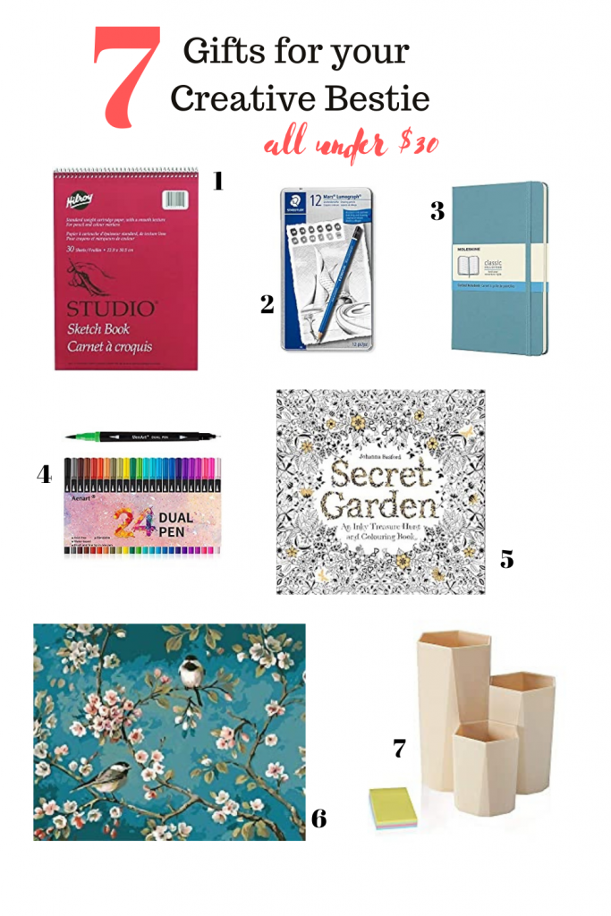 Creative Gift ideas for your bestie