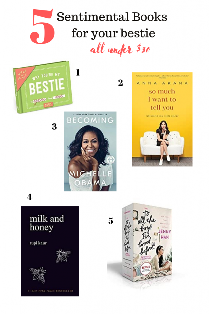Book Lover Gift ideas for your bestie