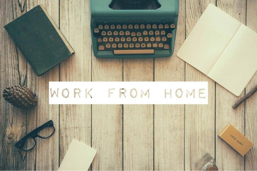Your home is no longer your escape from work