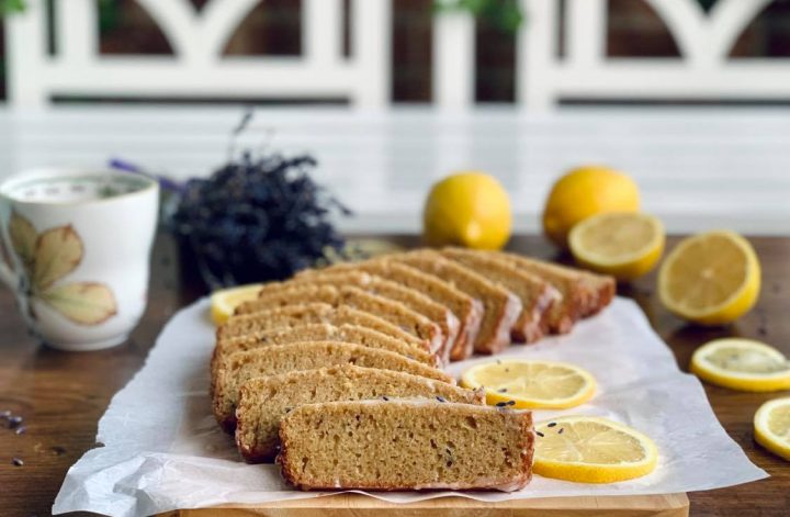 Lavender Lemon Loaf Recipe