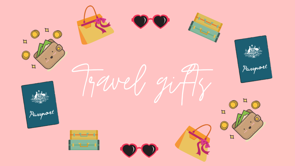 gifts for your girlfriend who loves to travel