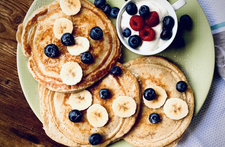 The Best Buttermilk Pancake Recipe Ever